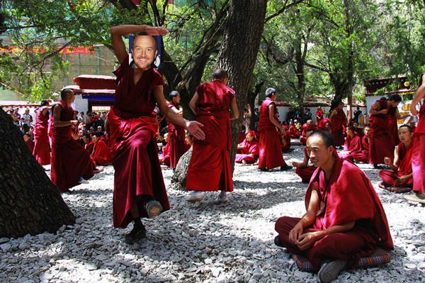 Louis CK teaching Buddhism